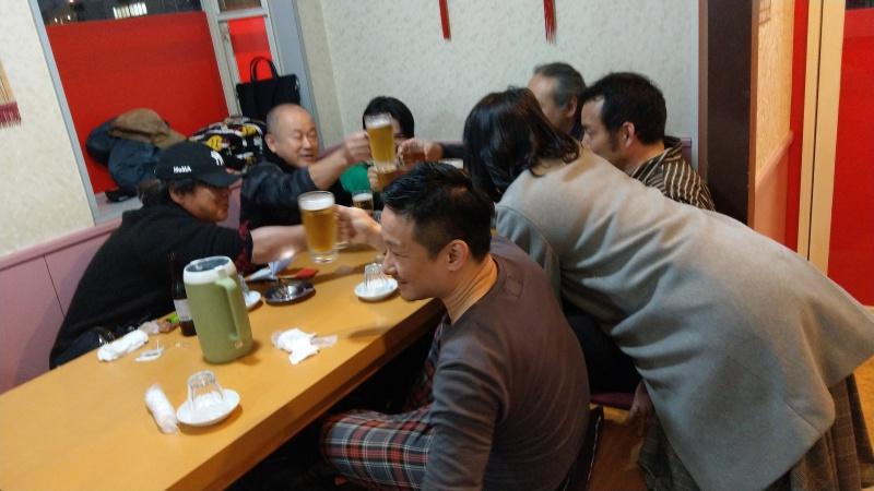 A型事業所ひかり 食事会6